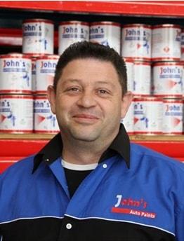 paint shop manager Krugersdorp