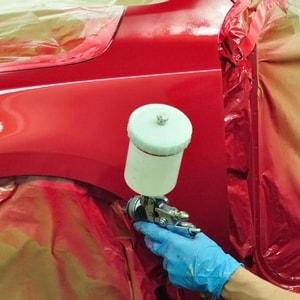 paint a car