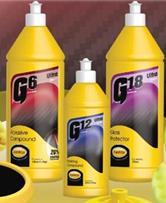 Farecla G6, G13 and G18 Ultra range