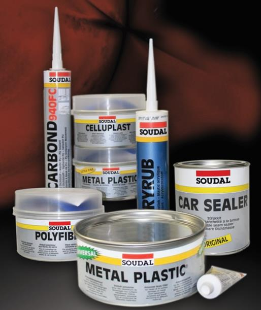 soudal products
