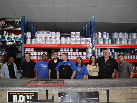 automotive paints shop in krugersdorp