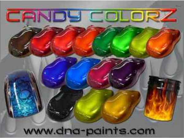 DNA Candy colorZ west rand