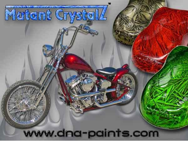 DNA Mutant Crystal Chopper west rand