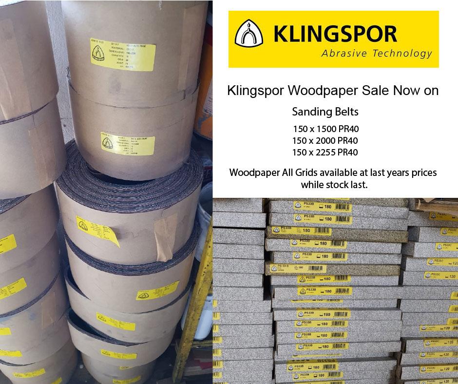 Klingspor post
